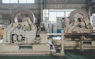 連続鋳造機